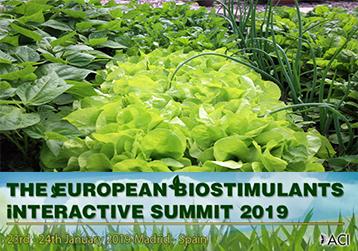 European Biostimulants interactive Summit 2019