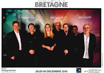 Algaia nominated for the Victoires de la Bretagne 2018