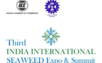 ALGAIA SPEAKS AT THE 3RD INDIA INTERNATIONAL SEAWEED SUMMIT