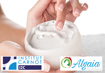 Algaia joins forces with Institut i2C to develop new actives and ingredients for natural cosmetics