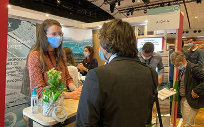 Algaia showcases its range of biopolymers at Cosmetic 360
